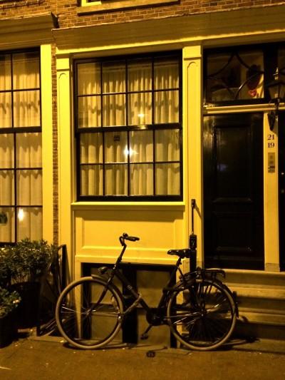 by lamplight - Amsterdam