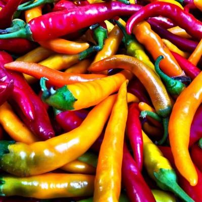 farmer's market 1 - fresh and fiery
