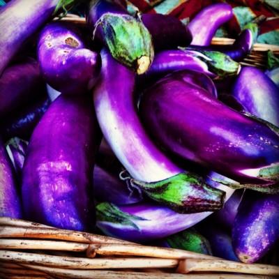farmers market 2 - deep purple