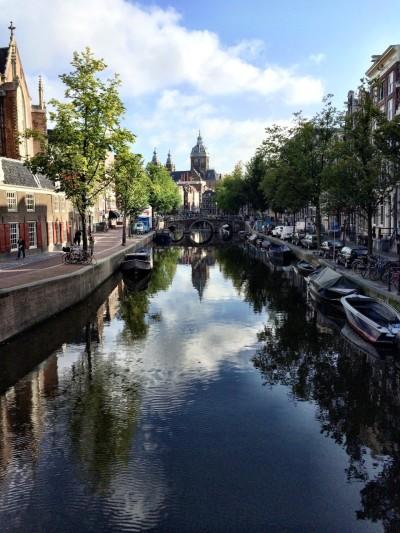 waterfront property 2 - Amsterdam